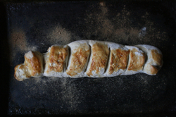 Baked loaf 250