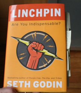 """Linchpin"" by Seth Godin-Review by MarketCopywriterBlog.com"