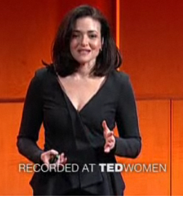 3 Tips to Help Women Step Up and Lead: Sheryl Sandberg at TED