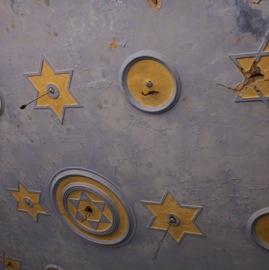 Star-of-David tile