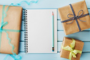 Writers' Holiday Gift Guide: 10 Perfect Presents for Content Marketers <br /><span style='font-size: 18px;'>10 Great Pencil & Notebook Gifts for Copywriters, Editors, Journalists & other Pencil Pushers</span>