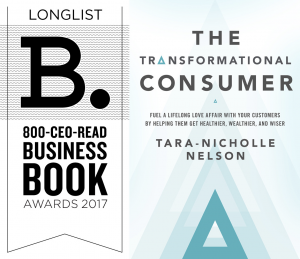 "Top Read for 2018: ""The Transformational Consumer"" <br /><span style='font-size: 18px;'>Tara-Nicholle Nelson's New Book Reviewed by Marketcopywriter Blog</span>"